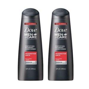 BUY 1 TAKE 1 Dove Men Invigoration Ignite Shampoo & Conditioner 12oz (355ml)