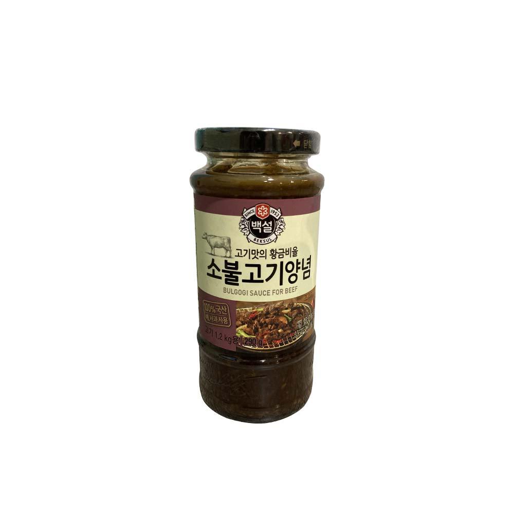 Beksul Bulgogi Sauce for Beef 290g | Fisher Supermarket PH