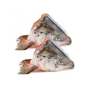BUY 1 TAKE 1 Cold Storage Salmon Head V Cut