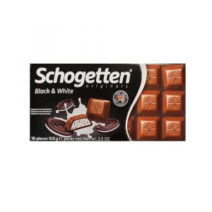 BUY 1 TAKE 1 Schogetten Black & White Chocolate 100g