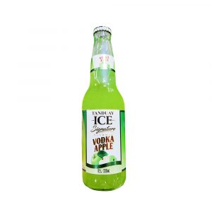 BUY 1 TAKE 1 Tanduay Ice Vodka Apple Bottle 330ml